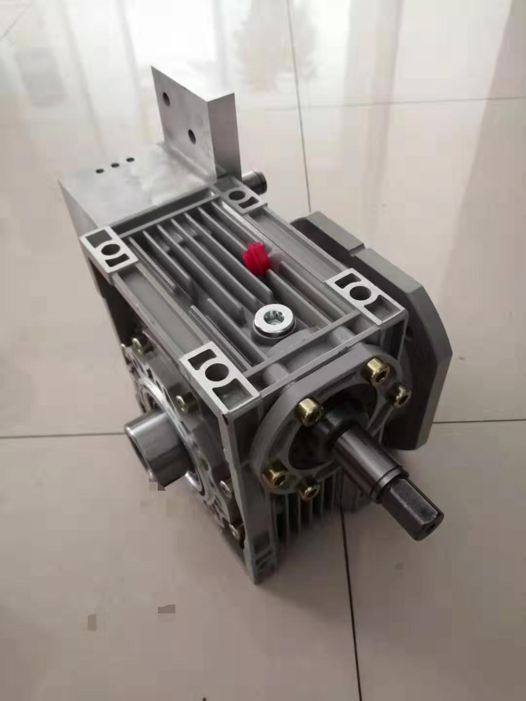 纺机专用的蜗轮减速机